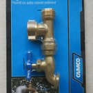 CamCo Water Diverter with Easy Hose Gripper 22475 provides an extra outside fauc