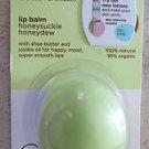 EOS lip balm honeysuckle honeydew .25 oz (7g) with shea butter and jojoba oil NE