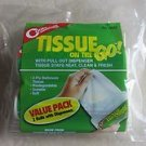 Coghlan's Tissue on the go ! with pull out dispenser No. 0622 VALUE PACK bathroo