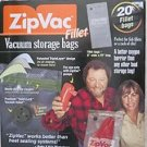 ZipVac Vacuum Storage Bags FILLET - 20 Fillet bags - Perfect for fish fillets NE