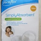 Evenflo Disposable Nursing Pads - 40 pads - baby feeding Soft ultra thin NEW box