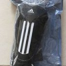 New Adidas Performance BLACK / WHITE Soccer Guards Protection Gear Shin LARGE L