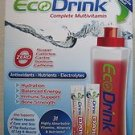 EcoDrink Complete Multivitamin 30 packets ( 15 berry and 15 orange ) Eco Drink N