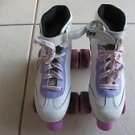 Pair of Sprites 500 Blue Young Roller Skates Size 1 Roller Derby indoor outdoor