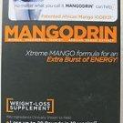 Truderma Mangodrin African Mango 30 capsules Weight Loss Supplement extra burst