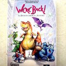 MCA Universial We're Back A Dinosaur's Story movie VHS Steven Spielberg home ent