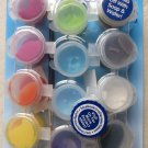 Face paint Washable Makeup Costume Kit coloring 12 pots .18 fl. oz. Safe paints