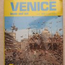 VENICE inside and out 1 map 200 colour plates 88766661085 Amedeo storti book gui