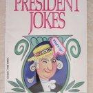 101 President Jokes book Melvin Berger 059013440x paperback book SCHOLASTIC wash