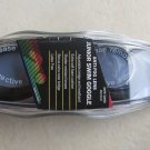 Safe T Gard Anti fog lens Junior swim Goggle Black frame goggles latex free soft