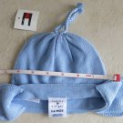 Tommy Hilfiger 3-6 mos. Hat light blue color new born 100% coton baby 3 to 6 mon