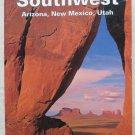 Loney Planet Travel survival kit SOUTHWEST Azizona New Mexico Utah 0864422555 bo