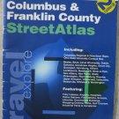 StreetAtlas Columbus & Franklin County Street Atlas 2nd edition Travel Explore m
