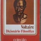 Voltaire Dicionario Filosofico Colecao UNIVERSIDADE COROA - 195 tumulo de voltai