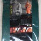 Cedar Key Sport Econolite Poncho DARK GREEN 5105 raincoat light weight PVC fabri