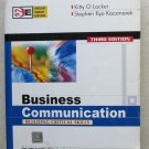 business Communications Building Critical Skills THIRD Edition 3rd INDIAN EDITIO