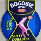 new Dogobie flying disc Excercise for you and your dog A28 dark Blue aerobie exc