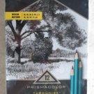 Prismacolor Premier 12 Sketching pencils in case MEDIUM Turquoise art sketch dra