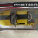 Maisto Premiere DC 1:24 Ford Mustang Die-cast yellow car toy hobby gift kids NEW