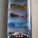 HotWheels HW Stunt 5-pack Hot Wheels cars toys kids X9854 Go Kart Ground FX NEW