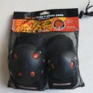 bmx Mongoose Gel Knee and Elbow Pads EXTREME Gear MG506 protection Form fitting