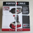 PORTER CABLE 20 V MAX Lithium 1/4 in. Impact Driver Kit PCC642LA charger bat NEW