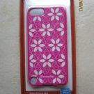XtremeMac Slylist Silicone Case Tuffwrap iPod touch 5G tatu pink flower Extreme
