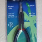 """Hurricane 6 in. Stainless steel fishing pliers 6 """" Removes Hooks Cuts Wire Sure"""