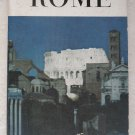 A Holiday Magazine Travel Guide ROME pb RANDOM HOUSE things you should know book
