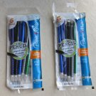 2 Packs Paper Mate Write Bros Mechanical Pencils - 5 pencils each pack .07 leads