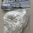 TWO Franklin 12 Loop HOURGLASS STYLE WHITE Basketball Net official size 21 NEW i