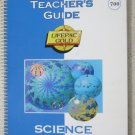 Teacher's Guide LIFEPAC GOLD 700 Science 0867172673 Alpha Omega Publications pb