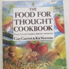 The Food for Thought cookbook from covent Garden's famous restaurant Guy Garrett