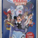 Disney Presents Mickey's House of Mouse Villians VHS movie kid catoon mickey mou
