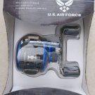 EVERCAST Horizon U.S. AIR FORCE fishing reel blue 6.2:1 Gear Ratio Stainless NEW