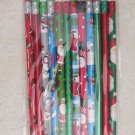 Chrismas House Pencils 12 count for kids children pencil gift present school NEW