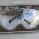 MOSSY OAK arcola SHOOTING GLASSES CLEAR MO-AC transparent coated lenses for supe