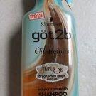 Schwarzkopf Got2b Oil-Licious Opulent smooth shampoo 13.5 fl oz (400ml) triple o