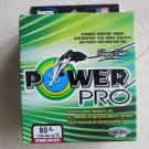 Power Pro Spectra Vermilion Red 80 lb 300 yards Fishing braided line microfilame