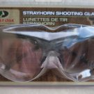 MOSSY OAK Strayhorn SHOOTING GLASSES Charcoal & Bronze Hunting MO-SGBB Lunettes