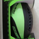 Baden nite brite glow in dark FOOTBALL junior size F6GSG-04 kid foot ball toy ne