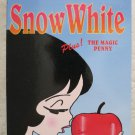 The Childrens Fairytale Classic series vol. 1 SNOW WHITE The magic penny vhs mov