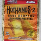 (Pack of 2 ) HotHands - 2 hand warmers up to 10 hours of heat Hot hands safe nat