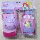 Disney Princess protective gear ( Knee & Elbow and Gloves ) Protection pads pack
