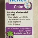 Homeolab USA Kids Relief Calm Syrup, Ages 2+, Grape 3.4 oz