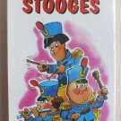 The 3 Stooges and their friends Funtoon Classics VHS movie  family fun AIG home
