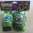 Nickelodeon 3D Knee & Elbow pads Teenage Mutant Ninja Turtles ( NO Gloves ) NEW