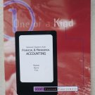 Selected Chapters from Financial & Managerial Accounting Warren Reeve Fess book