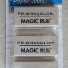 Paper Mate Latex Free Prismacolor Magic Rub Erases Cleanly - 1794294 eraser NEW