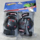 Hotwheels Speedway Protective gear includes knee & elbow and gloves set kids NE